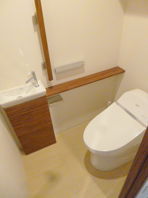 プラウドシティ蒲田トイレ