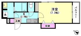 The Residence 田園調布 202号室