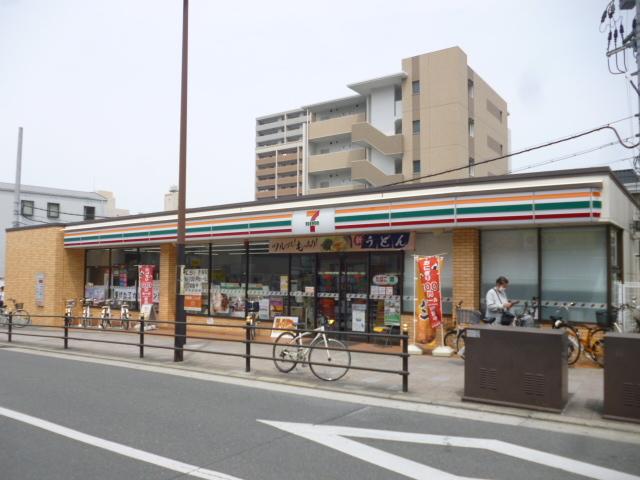 セブンイレブンJR放出駅西店