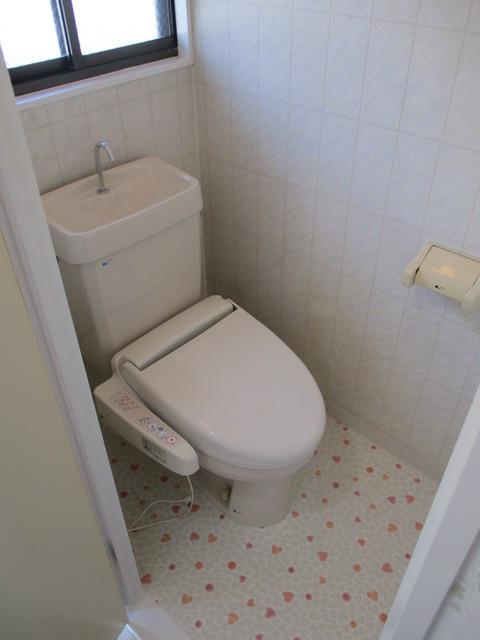 ボンジョルノ三ツ沢トイレ
