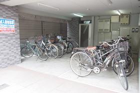 スカイコート文京茗荷谷駐車場