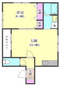 ボヌール内田 201号室