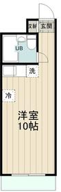 Ts garden永山(ティーズガーデン永山)5階Fの間取り画像