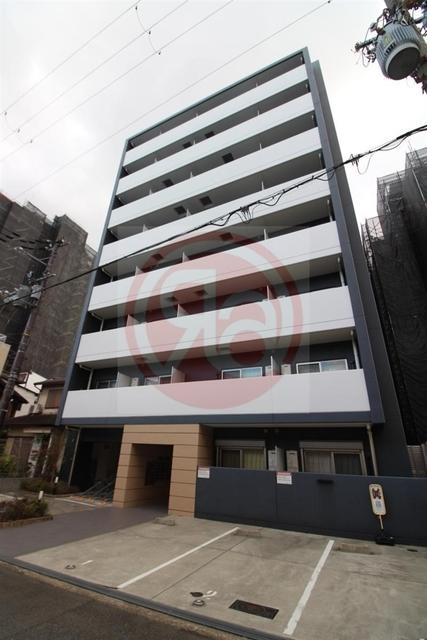 Trusty Residence天王寺東の外観