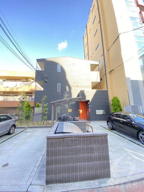 堺市堺区中瓦町1丁の賃貸マンションの外観