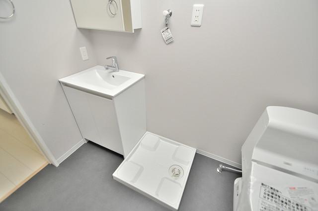cocotii(ココティ) 室内に洗濯機置き場があれば雨の日でも安心ですね。