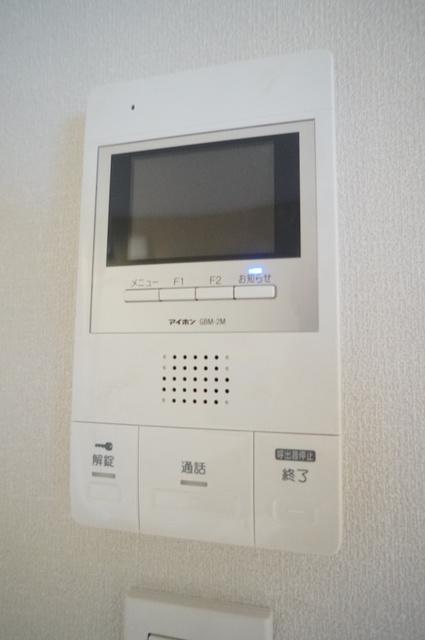 フォレストコート渋谷設備