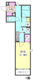 Alflat�U雑色 305号室