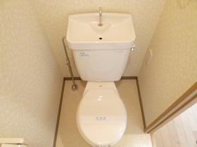 トイレ※写真は同間取別部屋
