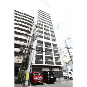 南堀江アパートメントシエロの外観画像