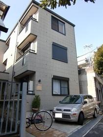 サウダージ新川崎の外観画像