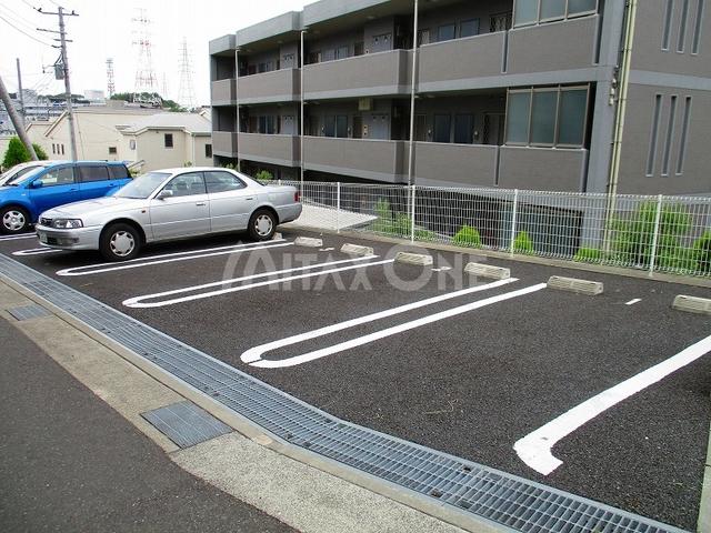 アルバワン(アルバ1)駐車場