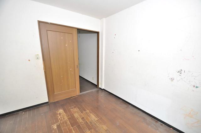 カトル・セゾン 明るいお部屋はゆったりとしていて、心地よい空間です