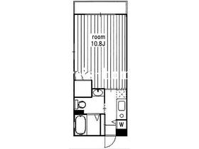Y's tower4階Fの間取り画像