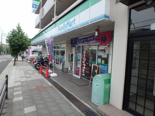 ファミリーマート柴原阪大前店