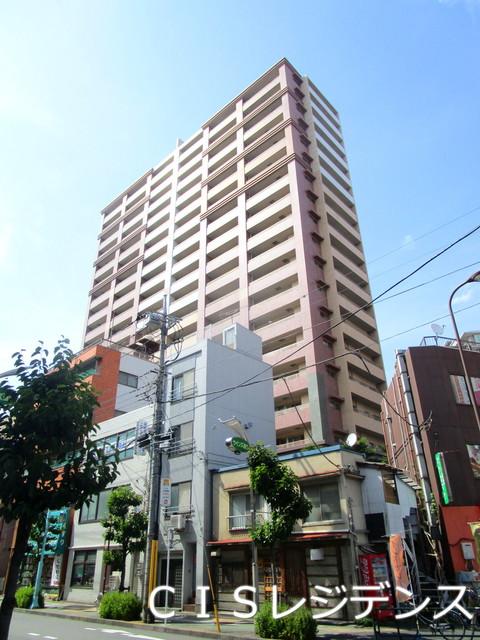 LS立川ラフィナタワーの外観画像