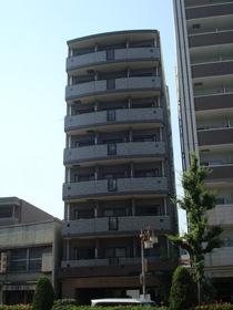 クレセール・サンの外観画像