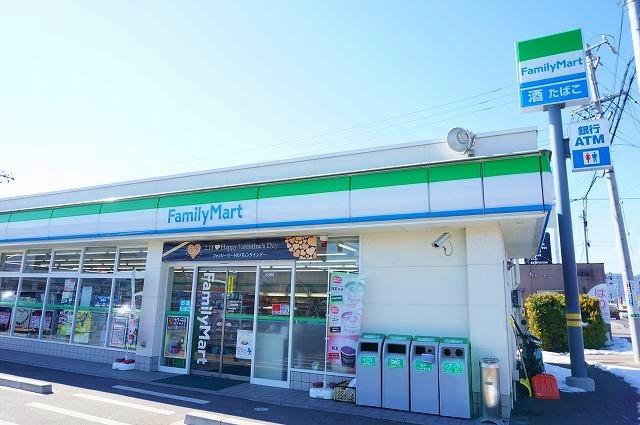 ファミリーマート上田原店
