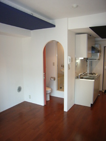 3Dアパートメント 404号室