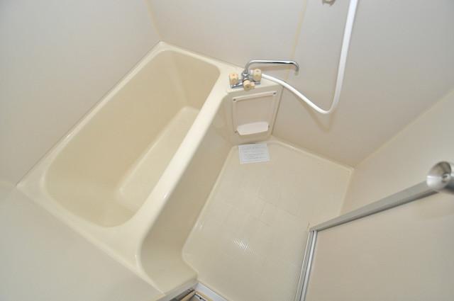 ブライトアーデン ゆったりサイズのお風呂は落ちつける癒しの空間です。