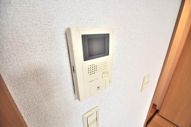コンフォート・R モニター付きインターフォンでセキュリティ対策もバッチリ。