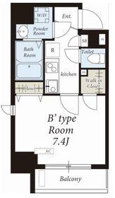 リブリ・Ikeda6階Fの間取り画像