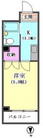 3Dビル 203号室