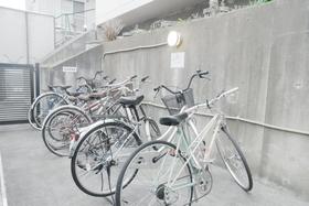 スカイコートたまプラーザ駐車場