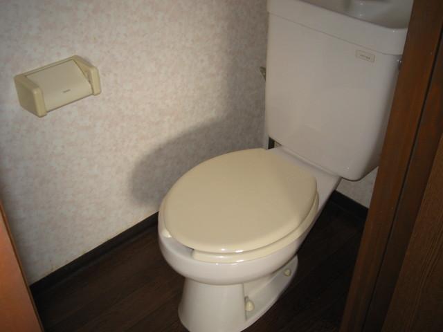 倉賀野ビルトイレ