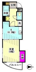 第5野口ビル 601号室
