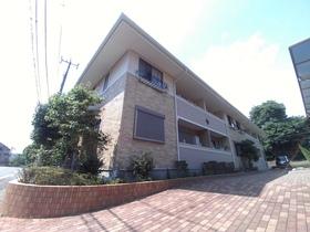 築浅の2階建てアパート
