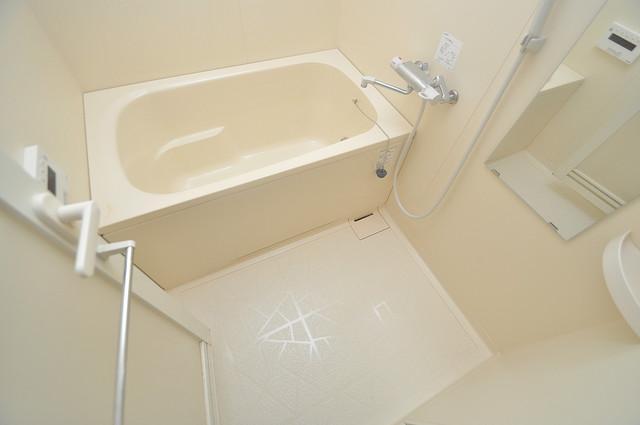 グランガーデン足代新町 ゆったりと入るなら、やっぱりトイレとは別々が嬉しいですよね。
