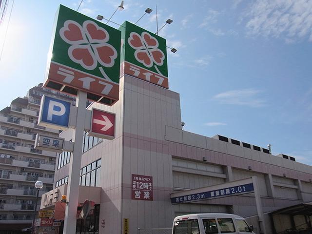 メゾンSK ライフ友井店