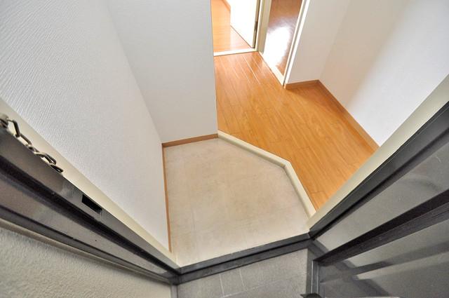 グランドメゾン樋口 素敵な玄関は毎朝あなたを元気に送りだしてくれますよ。
