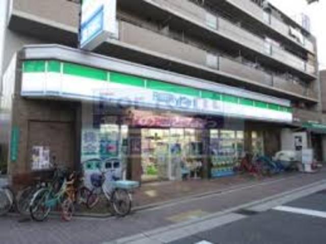 アドバンス大阪フェリシア ファミリーマート大今里店