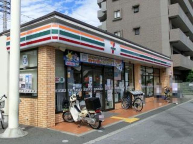 セブンイレブン阿倍野高松店