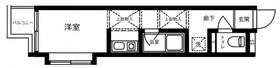 白楽駅 徒歩1分3階Fの間取り画像