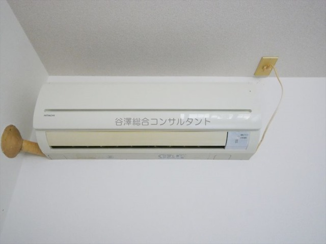 羽成(ハナリ)コーポ設備