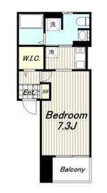 フェイバーJ・O−III2階Fの間取り画像