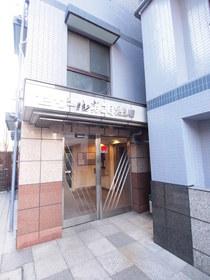 セザール第二目黒三田エントランス