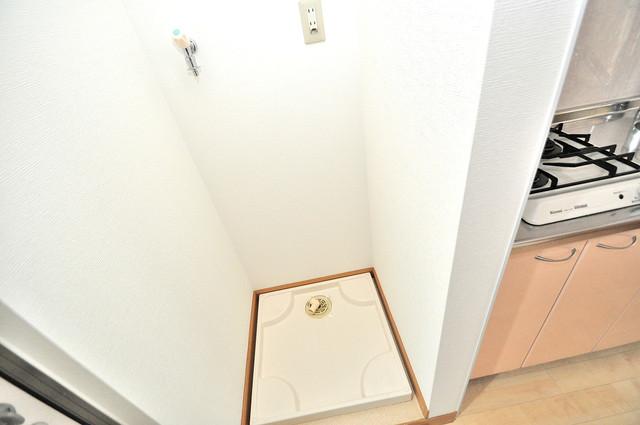 アートメゾン 室内に洗濯機置き場があれば雨の日でも安心ですね。