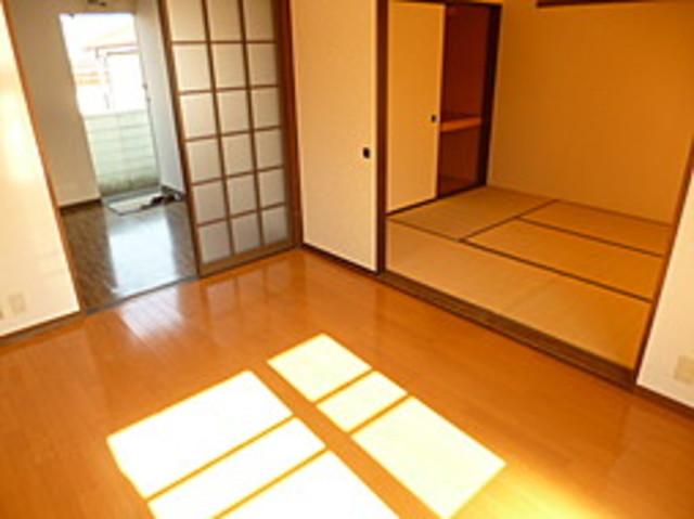 地下鉄赤塚駅 徒歩14分居室