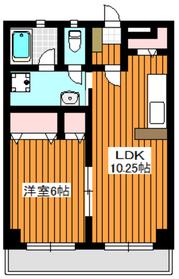 東武練馬駅 徒歩11分3階Fの間取り画像