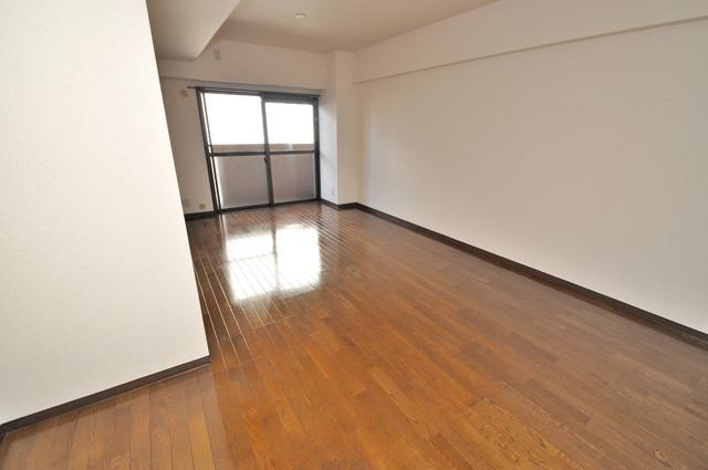 グランシャトレー DAIWA 明るいお部屋はゆったりとしていて、心地よい空間です