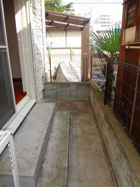 ディアコート横浜景色