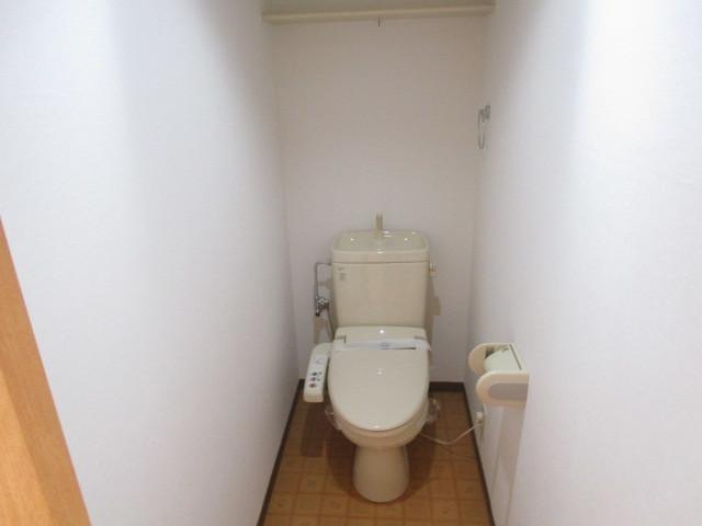 ボヌールヴィル国見A棟トイレ