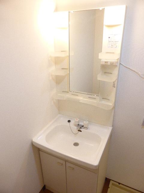 プルミエールM洗面所