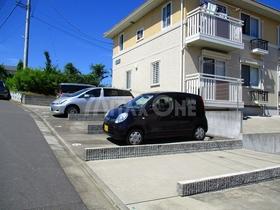 フィオーレツー(フィオーレ2)駐車場