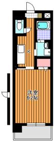 エーヴィッヒカイト4階Fの間取り画像