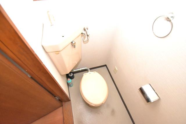 三国プラザ スタンダードなトイレは清潔感があって、リラックス出来ます。